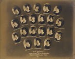 1928 Graduates of the Medical College of the State of South Carolina School of Nursing