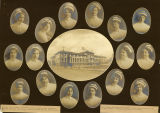 1914 Graduates of the Roper Training School for Nurses