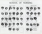1950-51 Graduates of the Medical College of the State of South Carolina School of Nursing