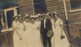 1921 Graduates of the Medical College of the State of South Carolina School of Nursing