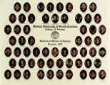 1995 Graduates of the Medical University of South Carolina College of Nursing (December)