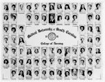 1981 Graduates of the Medical University of South Carolina College of Nursing