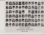 1979 Graduates of the Medical University of South Carolina College of Nursing
