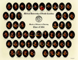 1994 Graduates of the Medical University of South Carolina College of Nursing Master's Degree...