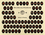 1990 Graduates of the Medical University of South Carolina College of Nursing