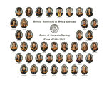 2005 Graduates of the Medical University of South Carolina College of Nursing (Master's)