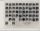 1973 Graduates of the Medical University of South Carolina College of Nursing