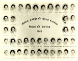 1962 Graduates of the Medical College of the State of South Carolina School of Nursing
