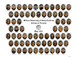 2010 Graduates of the Medical University of South Carolina College of Nursing (May)