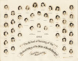 1944 Graduates of the Medical College of the State of South Carolina School of Nursing