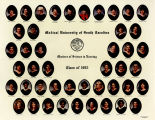 1992 Graduates of the Medical University of South Carolina College of Nursing Master's Degree...