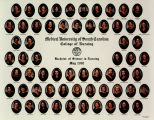 2002 Graduates of the Medical University of South Carolina College of Nursing (May)