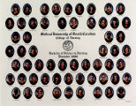 1996 Graduates of the Medical University of South Carolina College of Nursing (December)