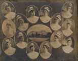 1918 Graduates of the Roper Training School for Nurses