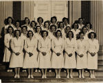 1949 Graduates of the Medical College of the State of South Carolina School of Nursing