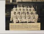 1933 Graduates of the Medical College of the State of South Carolina School of Nursing
