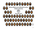 2011 Graduates of the Medical University of South Carolina College of Nursing (December)