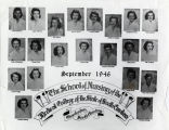 1946 Graduates of the Medical College of the State of South Carolina School of Nursing
