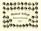 1967 Graduates of the Medical College of the State of South Carolina School of Nursing