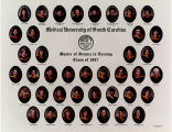 1997 Graduates of the Medical University of South Carolina College of Nursing Master's Degree...