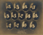 1927 Graduates of the Medical College of the State of South Carolina School of Nursing