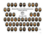 2006 Graduates of the Medical University of South Carolina College of Nursing (December)