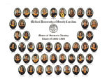 2003 Graduates of the Medical University of South Carolina College of Nursing (Master's)