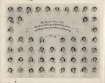 1955 Graduates of the Medical College of  South Carolina and Roper Hospital School of Nursing