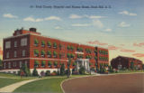 York County Hospital and nurses home, Rock Hill, S.C.