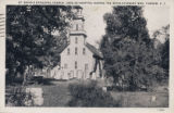 St. David's Episcopal Church, used as hospital during the Revolutionary War, Cheraw, S.C.