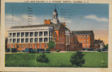 Main building, U.S. veterans hospital, Columbia, S.C.