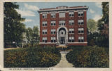Steedley Hospital, Spartanburg, S.C.