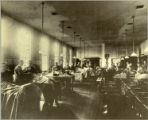 Dissecting room, class of 1921
