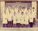 Department of anatomy, Medical University of South Carolina, spring 1974