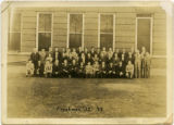 Medical College of the State of South Carolina freshman class, 1932-1933