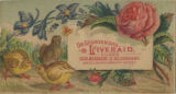 Dr. Grosvenor's Liveraid, cures sick, headache and biliousness