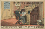 I keep my blood cool and brain clear by the use of Tarrant's seltzer aperient