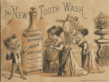 New tooth wash