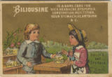 Biliousine is a sure cure for sick headache, dyspepsia, constipation, indigestion, sour stomach,...