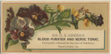 Blood purifier and nerve tonic,...