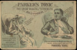 Parker's tonic, the great health and strength restorer